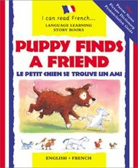 Puppy Finds a Friend: Le Petit Chien Se Trolive Lin Ami