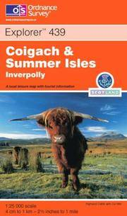 image of Coigach and Summer Isles (Explorer Maps)