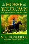 image of A Horse of Your Own: The Rider Owner's Complete Guide: 4th Ed