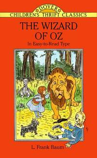 image of The Wizard of Oz (Abridged) (Dover Children's Thrift Classics)