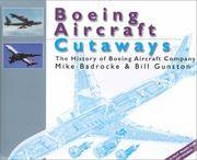image of Boeing Aircraft Cutaways: The History of Boeing Aircraft Company