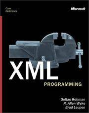 XML Programming (Core Reference)