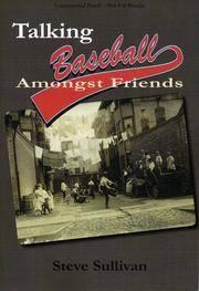 Talking Baseball Amongst Friends