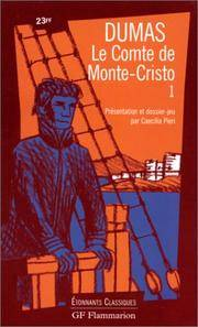 image of Le Comte De Monte Cristo 1 (French Edition)