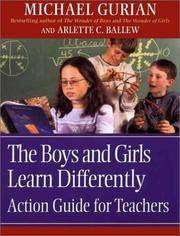 image of The Boys and Girls Learn Differently - Action Guide for Teachers