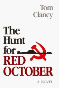 The Hunt for RED OCTOBER **SIGNED**
