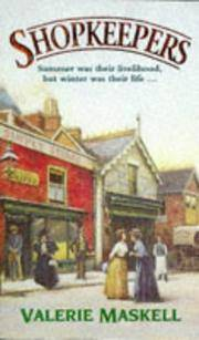 Shopkeepers by Valerie Maskell - Paperback - 1996 - from Manyhills Books and Biblio.com