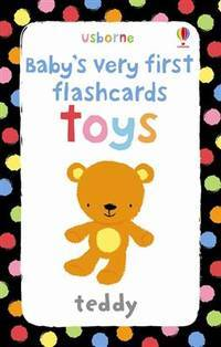 Toys : Baby's Very First Flashcards