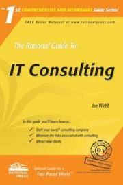 Rational Guide to IT Consulting by  Joe Webb  - Paperback  - from Better World Books  (SKU: 10559206-6)
