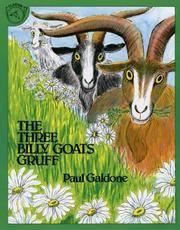 The Three Billy Goats Gruff Big Book