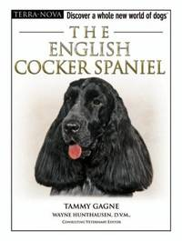 The English cocker Spanial. Includes  DVD