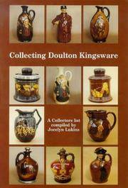 Collecting Doulton Kingsware: a Collectors' List (Doulton collectables series)