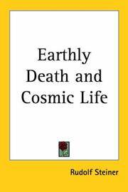 image of Earthly Death and Cosmic Life
