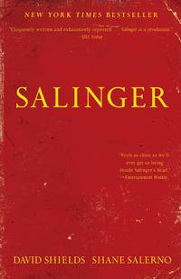 SALINGER by  SHANE  DAVID/ SALERNO - Paperback - from Magers and Quinn Booksellers and Biblio.com