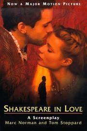 Shakespeare in Love: A Screenplay
