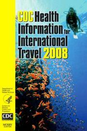 CDC Health Information for International Travel 2008