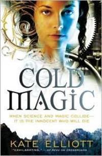 Cold Magic (The Spiritwalker Trilogy, 1)