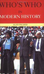 Who\'s Who In Modern History