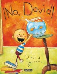 No, David! (Spanish Language Edition) by David Shannon - Hardcover - 1999-09-09 - from Books Express and Biblio.com