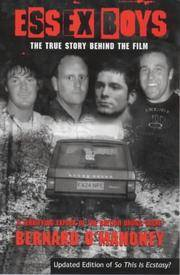 ESSEX BOYS : The True Story Behind The Film & A Terrifying Expose Of The  British Drugs Scene by O'Mahoney, Bernard - 2000