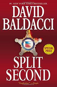 image of Split Second (SPECIAL PRICE) (King & Maxwell Series, 1)