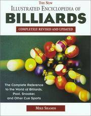 The New Illustrated Encyclopedia of Billiards: Completely Revised and Updated