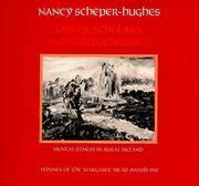 Saints, Scholars, and Schizophrenics: Mental Illness in Rural Ireland by  Nancy Scheper-Hughes - Paperback - (1982). - from Biblioceros Books and Biblio.com