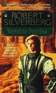 Valentine Pontifex (Majipoor Cycle)