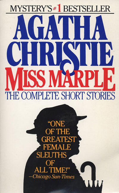 Image result for Miss Marple book cover