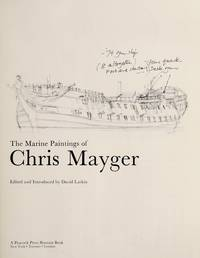 Marine Paintings Of Chris Mayger