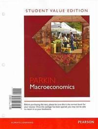 Michael Parkin Macroeconomics 10th Edition Pdf