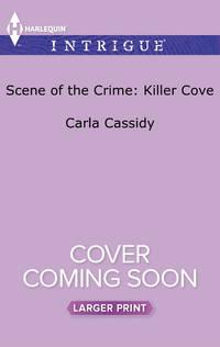 Scene of the Crime: Killer Cove (Large Print)