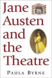 Jane Austen and The Theatre