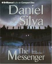 The Messenger [Abridged] [Audiobook] [CD]  by Silva, Daniel; Lane, Christopher