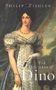 image of The Duchess of Dino (Phoenix Press)