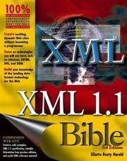 XML 1. 1 Bible