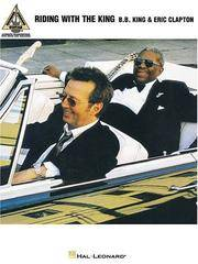 B.B. King & Eric Clapton - Riding with the King (Guitar Recorded Version)