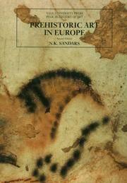 Prehistoric Art in Europe (The Yale University Press Pelican History of Art Series)