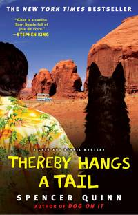Thereby Hangs a Tail: A Chet and Bernie Mystery (2) (The Chet and Bernie Mystery Series)