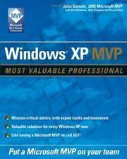 Windows XP MVP
