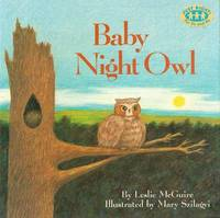 BABY NIGHT OWL (Just Right Books) [Hardcover] McGuire, Leslie