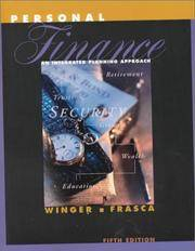Personal Finance: An Integrated Planning Approach (5th Edition)