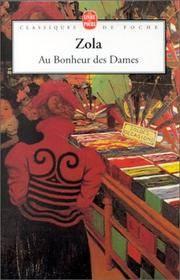 9782253002864 Au Bonheur Des Dames By Zola