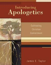 image of Introducing Apologetics: Cultivating Christian Commitment