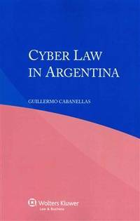 Cyber law in Argentina.
