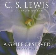 image of A Grief Observed (Library Edition)