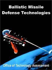 Ballistic Missile Defense Technologies