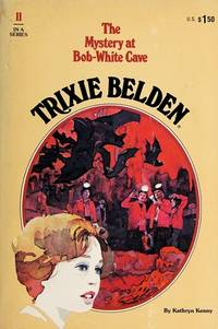 image of Trixie Belden: The Mystery at Bob - White Cave