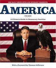 image of The Daily Show with Jon Stewart Presents America (The Book) Teacher's Edition: A Citizen's Guide to Democracy Inaction