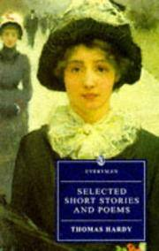 image of Selected Stories & Poems Hardy (Everyman's Library)